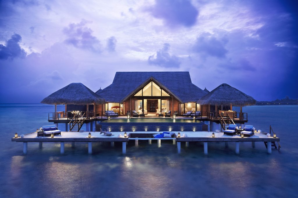 Luxury Maldives Vacation