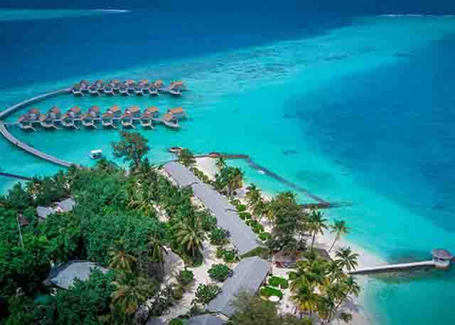 Centara Ras Fushi Resort & Spa Maldives – India All Inclusive Package