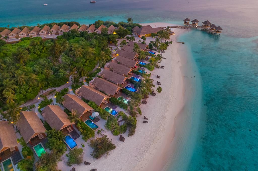 Kudafushi Maldives Honeymoon Offer