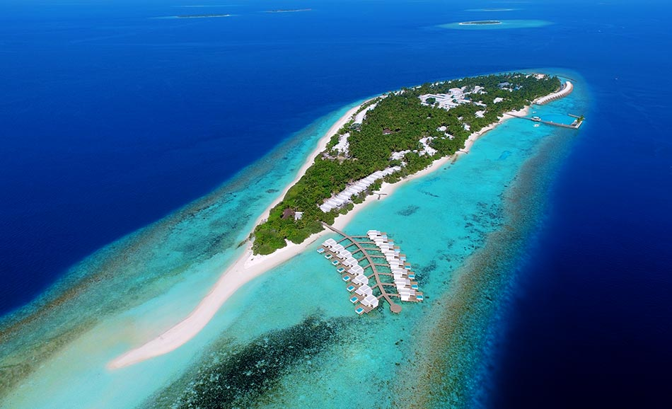 Dhigali Maldives – Winter Accommodation 40% Discount Offer