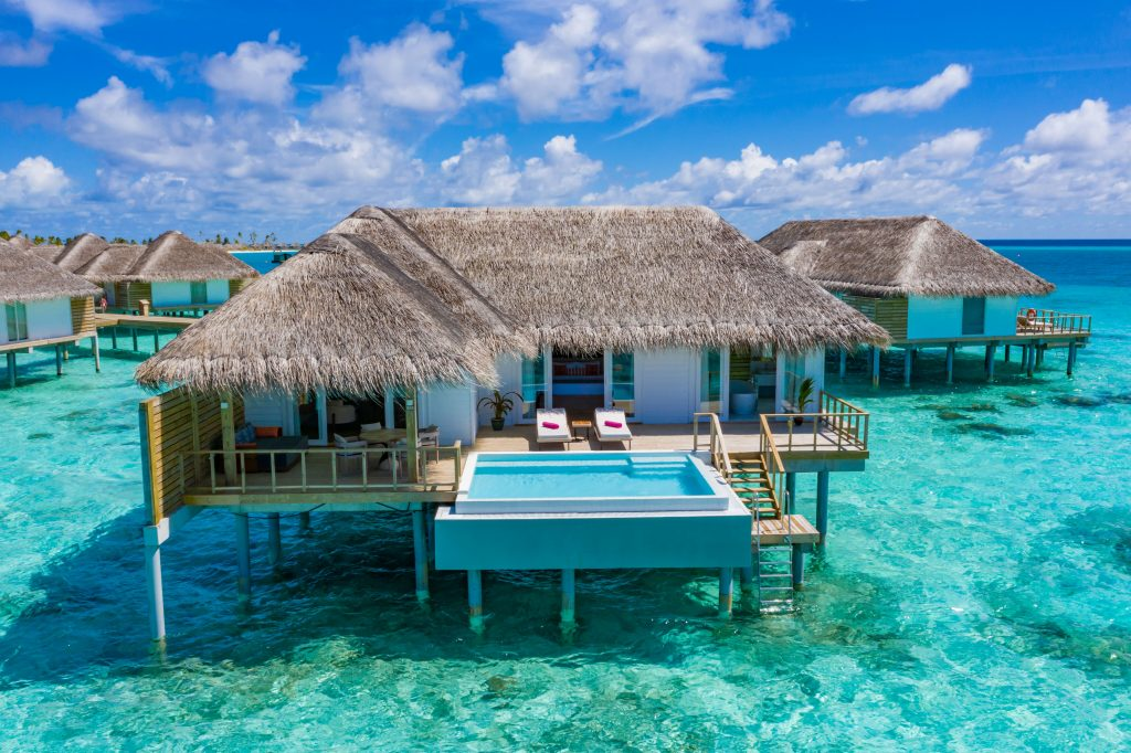 Spend Your Luxury Holiday in the Maldives
