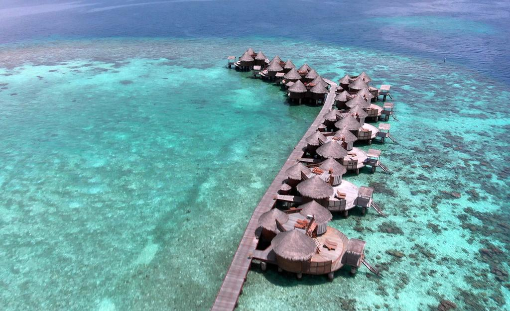 Nika Island Resort & Spa Asian, Middle East, African & Australian Market Low Season Offer