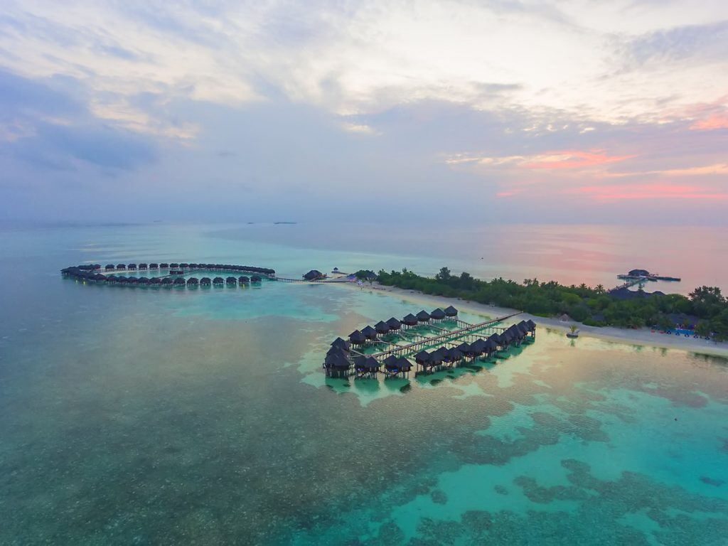 Stay 4 Days, 3 Nights at Olhuveli Beach & Spa Maldives – 10% Discount Early Booking Offer